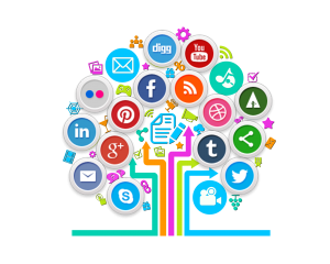 post social media marketing 300x240, Principales Estrategias del Marketing Digital