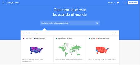 trends, ¿Que es Google Trends y para que sirve?