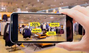 conoces la realidad aumentada en tienda 300x178, Realidad virtual y realidad aumentada: ¿El futuro del marketing?