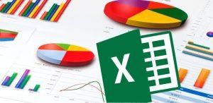 graficos de excel 300x146, Uso de Excel en los negocios