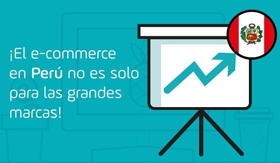 e commerce, Crecimiento de e-commerce en el Perú